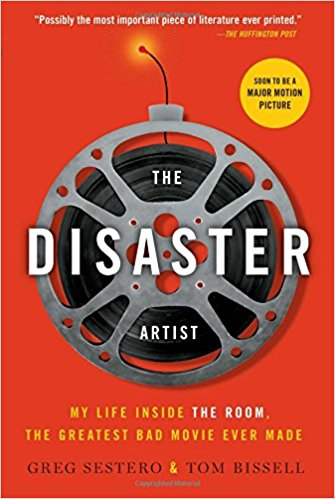 Disaster Artist Book
